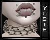 ~Y~Rusty Chain Chokers