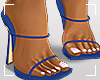 ṩLena Heels Blue