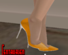 Orange Gala Shoes