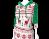 Green Sweater set