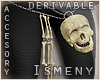 [Is] Skull Samedi Belt D