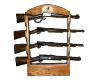 (1M) Gun Rack 3D
