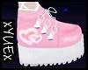 *Y* Platforms - Pink