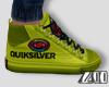[zuv]Q*sneaker yellow