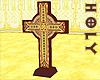 Celtic Cross with Prayer