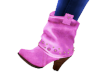 Cute Pink Cowgirl Boots