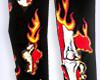 skeleton Fire