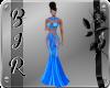 [BIR]Gown*blue