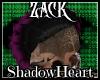 Z: Ash Shaved Purple