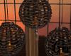 Lamp|Autumn| Black