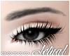 ☯ Black Eyebrows