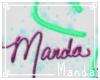 .M. Manda SUPPORT 3K