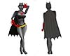 Batwoman Animated Cape