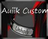 Unholy Custom Collar
