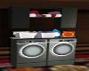 ~TQ~Washer & Dryer w/Cab