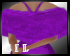 !C! NEW YEAR PURPLE FUR
