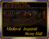 Medieval Imperial Hall