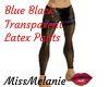 Transparent Latex Pants