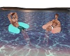 lounge pool float chairs