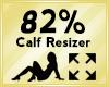 Calf Scaler 82%