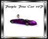 Spyder ~ Purp Pose Car