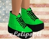 . Swag in Green