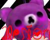 *A* Avatar Bear Purple