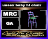 uasex baby hi chair