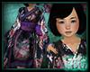 *FBG* Flower Kimono