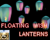 LANTERNS-FLOATING WISHES