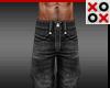 Loose Jeans Black