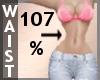 Waist Scaler 107% F A