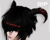 R. HELL Horns animated