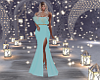2020 Teal Gown