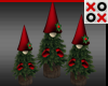 Gnome Christmas Trees