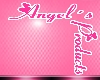 ~Angel~ XXL Pink Poster