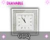 [CCQ]Modern Wall Clock