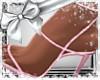 Pink ice Heels