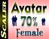 Avatar Resizer 70%