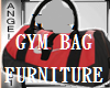 "GYM BAG ""FURNITURE"""