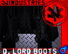 Empire Dark Lord Boots