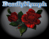 *DN*Baby Blue Rose