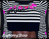 *Love is Striped Top