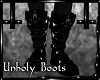Unholy Boots {M}