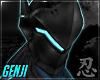 忍 Genji CF Head