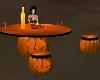 Halloween Table&seats