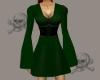 .X. Pirate Dress Green