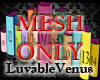 [LV] Mesh Basic Books