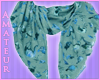 Hailey Scarf !Blue!