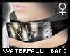 !T Waterfall neckband [F